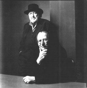 Helmut Braun und Martin Schlockermann