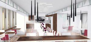 Interior-Design ADAC Frankfurt-Niederrad