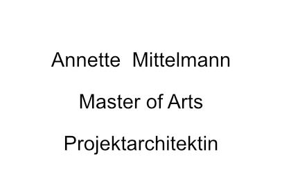Annette Mittelmann